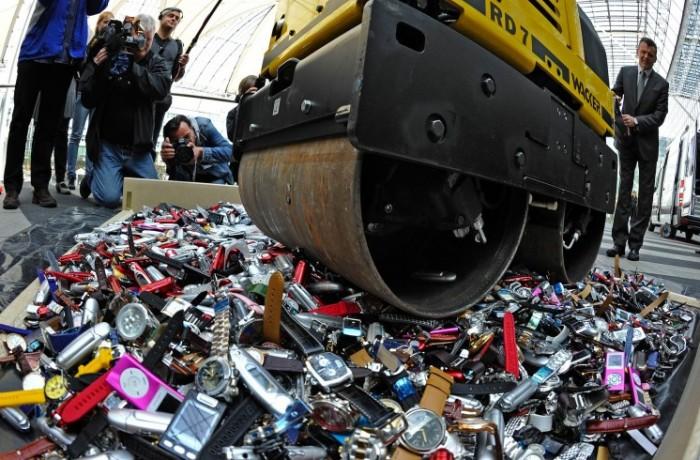 Niszczenie towarów