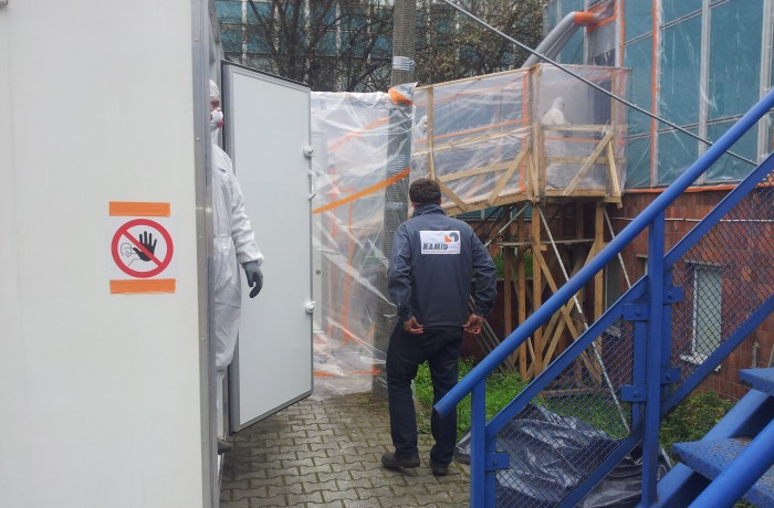 Specjalistyczne Usuwanie Azbestu
