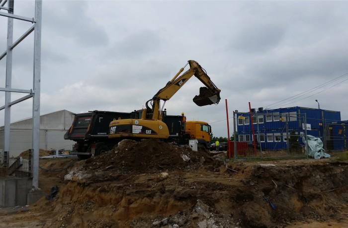 Oczyszczanie gleby z azbestu