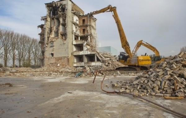 Rozbiórki i wyburzenia budynków